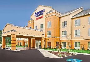 Hotel Fairfield Inn & Suites By Marriott Harrisburg West