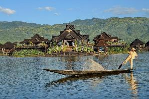 Hotel Myanmar Treasure Resort Inle