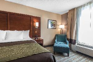 Hotel Comfort Inn Bay City - Riverfront