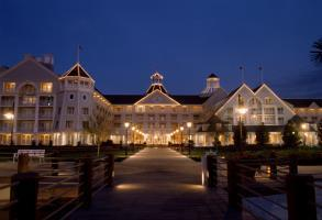 Hotel Disney's Yacht Club Resort