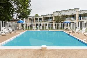Hotel Days Inn Fredericksburg North
