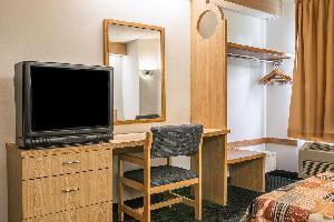 Hotel Rodeway Inn Airport