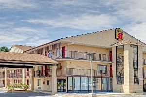 Hotel Super 8 Fredericksburg Va
