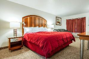 Hotel Rodeway Inn Humboldt Bay - Redwood Area