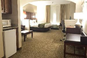 Hotel Comfort Suites Johnson City