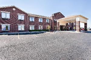 Hotel Comfort Suites Plainview