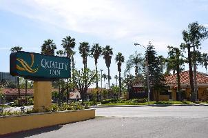 Hotel Quality Inn Ontario Airport Convention Center