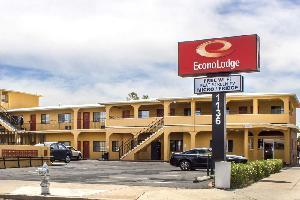Hotel Econo Lodge Near The University Of Arizona