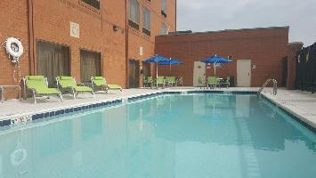 Hotel Holiday Inn Express Baltimore-bwi Airport West