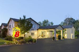 Hotel Super 8 - Willits