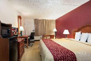 Hotel Red Roof Inn Galveston - Beachfront/convention Center