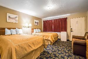 Hotel Rodeway Inn Casino Center