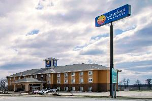 Hotel Comfort Inn & Suites Greenville Il