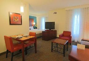 Hotel Residence Inn Newport News Airport