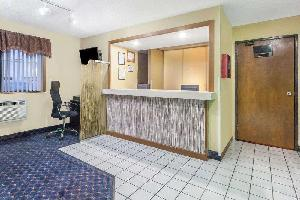 Hotel Howard Johnson Inn Fort Wayne - Coliseum