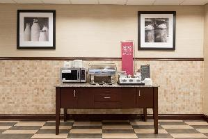 Hotel Hampton Inn Yazoo City