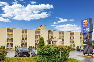 Hotel Comfort Inn & Suites Fall River