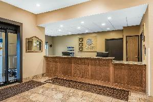 Hotel Comfort Inn And Suites Pittsburg