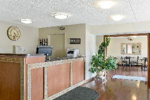 Hotel Rodeway Inn Baxter