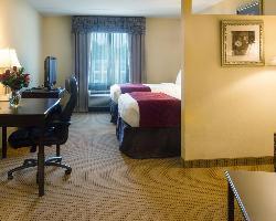 Hotel Comfort Suites Fredericksburg North