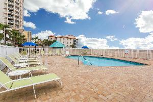 Hotel Days Inn Pensacola Beachfront