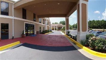 Hotel Comfort Inn And Suites Griffin