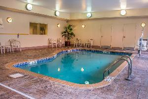 Hotel Comfort Suites Huntsville