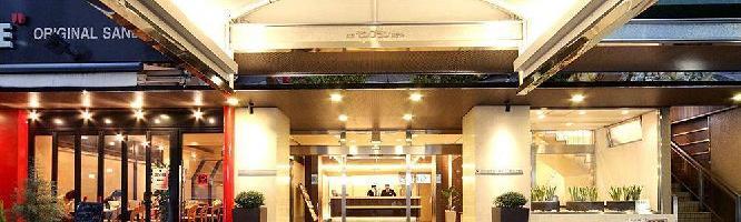 Nagoya Fushimi Mont Blanc Hotel