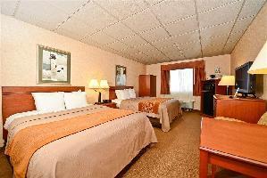 Hotel Comfort Inn Gateway To Glacier