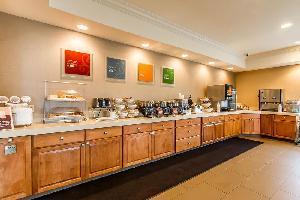 Hotel Comfort Suites Mattoon