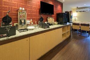 Hotel Hawthorn Suites By Wyndham Hartford Meriden