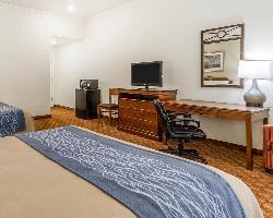 Hotel Comfort Inn Monterey Peninsula Airport