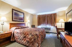 Hotel Rodeway Inn Cozad