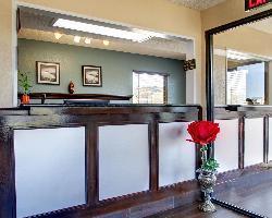 Hotel Rodeway Inn Meridian