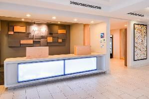 Hotel Holiday Inn Express & Suites Parkersburg-mineral Wells