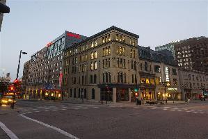 Hotel Marriott Milwaukee Downtown