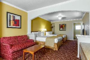 Hotel Quality Inn Ukiah