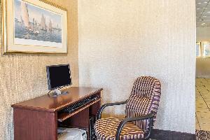 Hotel Quality Inn Mystic-groton