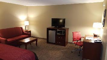 Hotel Comfort Inn Mayfield Heights Cleveland East