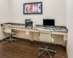 Hotel Comfort Suites Mandeville
