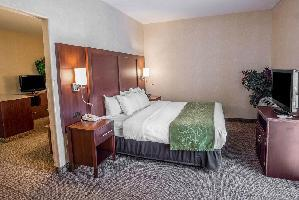 Hotel Comfort Suites Castle Rock