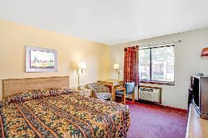 Hotel Super 8 - Carson City