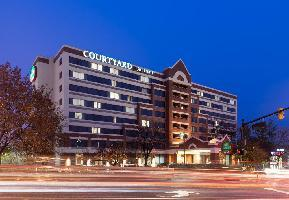 Hotel Courtyard By Marriott Alexandria Old Town/southwest