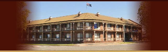 Hotel Albury Townhouse Motel