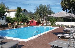 148783) Casa En Italia Con Piscina, Aire Acondicionado, Jardín, Lavadora