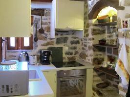 335951) Casa En Elounda Con Aire Acondicionado, Terraza, Balcón