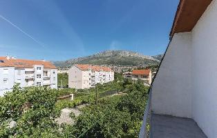 487156) Apartamento A 124 M Del Centro De Solin Con Internet, Aire Acondicionado, Terraza, Jardín