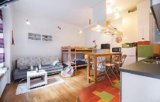 628026) Apartamento A 1.3 Km Del Centro De Zagreb Con Internet, Aire Acondicionado, Jardín, Lavadora