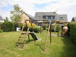 304660) Casa En Moëlan-sur-mer Con Piscina, Terraza, Jardín