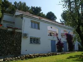 334929) Villa A 1 Km Del Centro De La Gaude Con Piscina, Aire Acondicionado, Terraza, Jardín